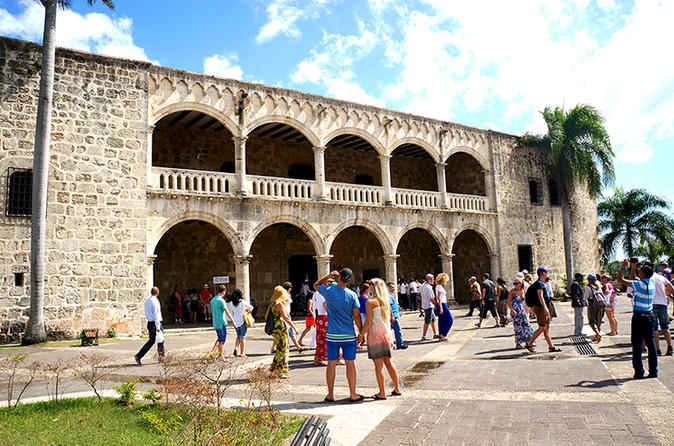 Santo Domingo Day Trip All Inclusive from Punta Cana