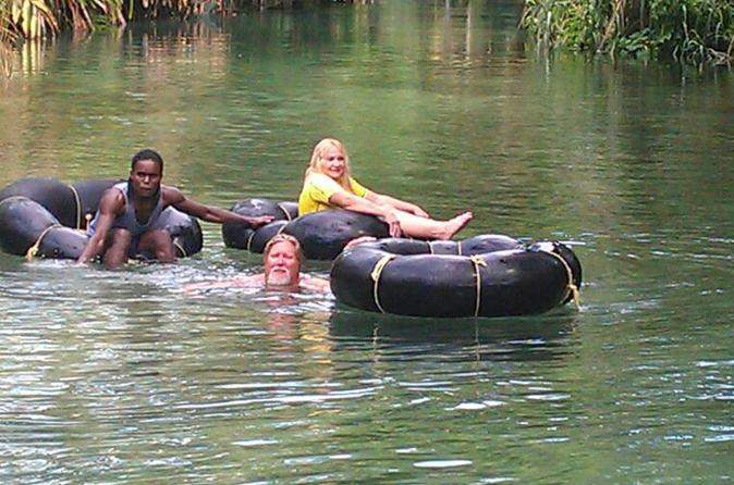 River tubing and blue hole private tour from ocho rios in ocho rios 239866
