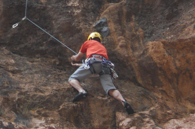 A climbing Trip of 5 days with Accommodation from Tizgui