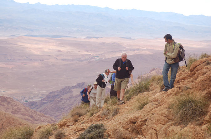 A Hiking Stay of 7 Days with Accommodation and Transport from Tinghir