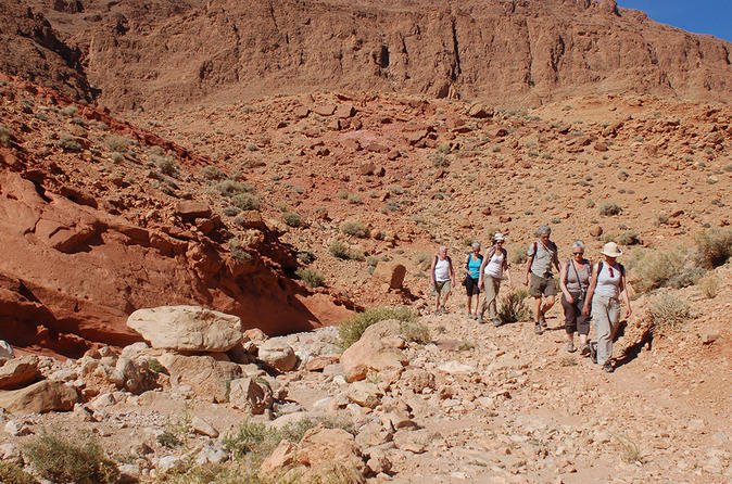 A Hiking Trip of 5 days with Accommodation from Tinghir