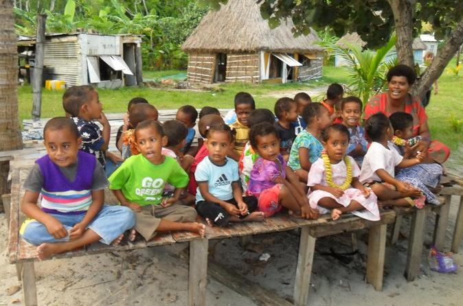 Fijian Village Tour with School Visit