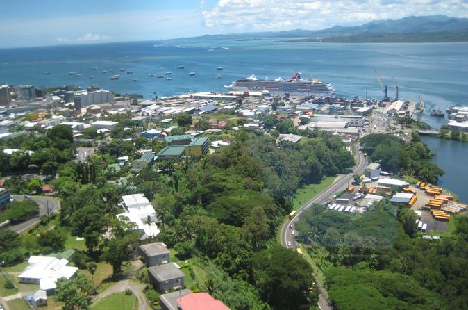 Private Suva Day Tour