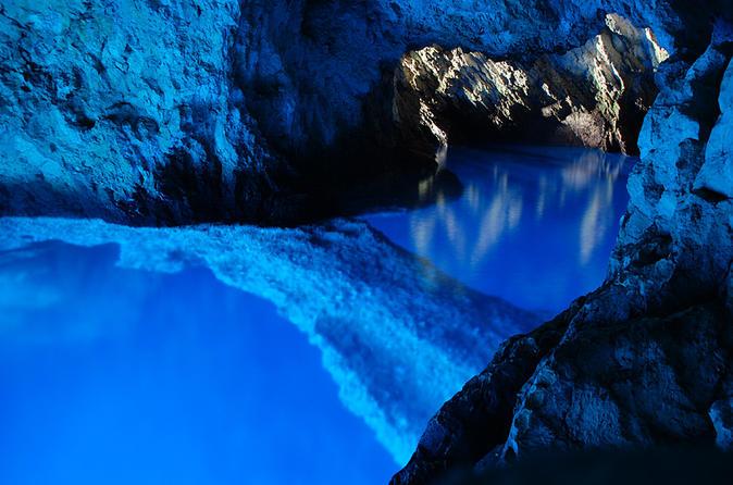 Blue Cave and Hvar Tour - 5 Islands Tour from Split