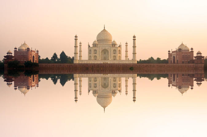 Delhi, Agra, Jaipur 3-Day Private Tour Including 5 Star Hotels