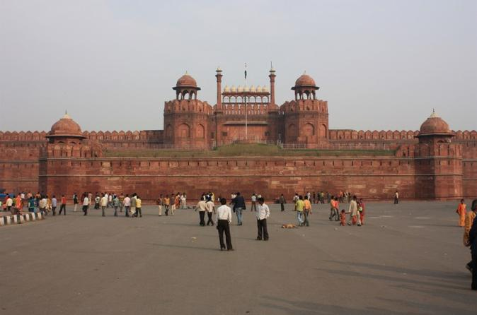 Multi-Day Luxury Golden Triangle Tour to Agra and Jaipur from Delhi by SUV Car