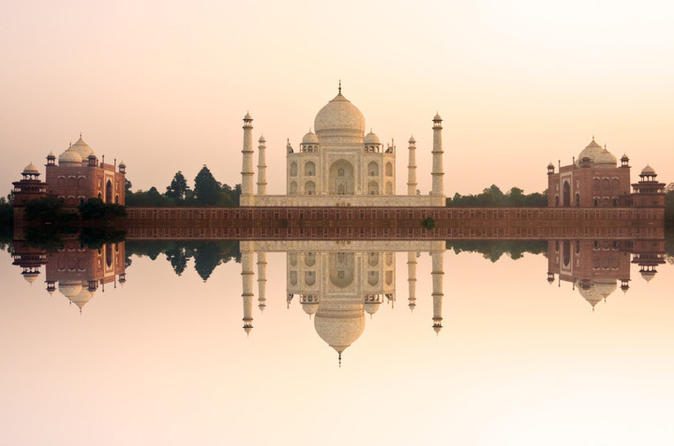 Private taj mahal at sunrise and agra day tour from delhi in new delhi 395479