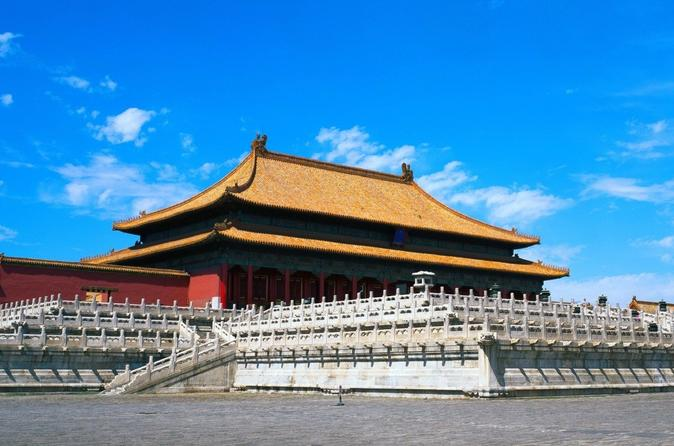 3-Day Beijing Essence Private Tour Package