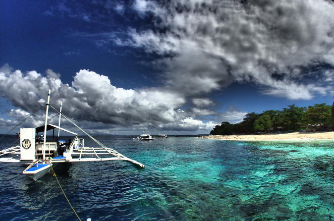 6 day bohol deluxe dive package from cebu in panglao 227736