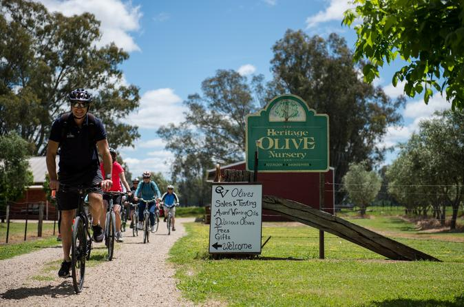 Beechworth to Milawa Self-Guided Food and Wine Tasting Bike Tour
