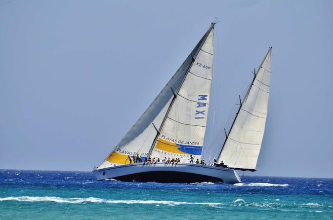 Maxi power sailing experience in fuerteventura in fuerteventura 225492