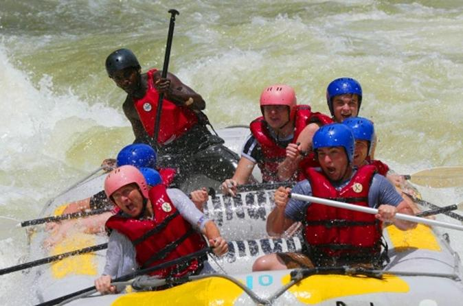 White water rafting in zambia in livingstone 335419