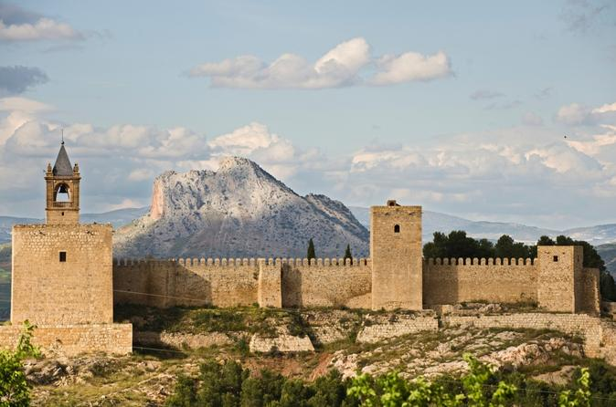 Private Full Day Tour in Antequera from Marbella with El Torcal - visit its UNESCO monuments