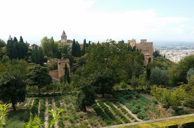 Marbella Private Full Day Tour to the Alhambra from Marbella Spain, Europe