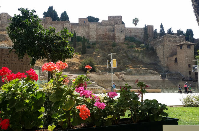 Marbella Private Half-Day Tour in Historical Malaga from Marbella Spain, Europe