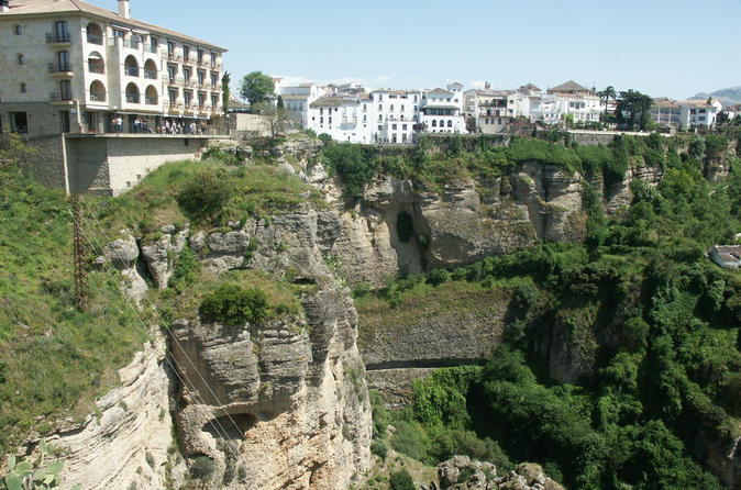 Marbella Private Half-Day Tour in Ronda from Marbella: the Romantic Spanish Town Place of Poets and Bandits Spain, Europe