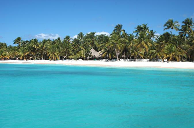 Viagem diurna para a Ilha Saona saindo de Punta Cana