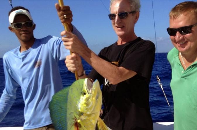 Punta Cana Half-Day Fishing Private Charter