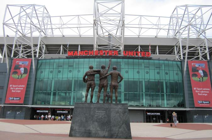 Private Round Trip to Old Trafford from Manchester Center