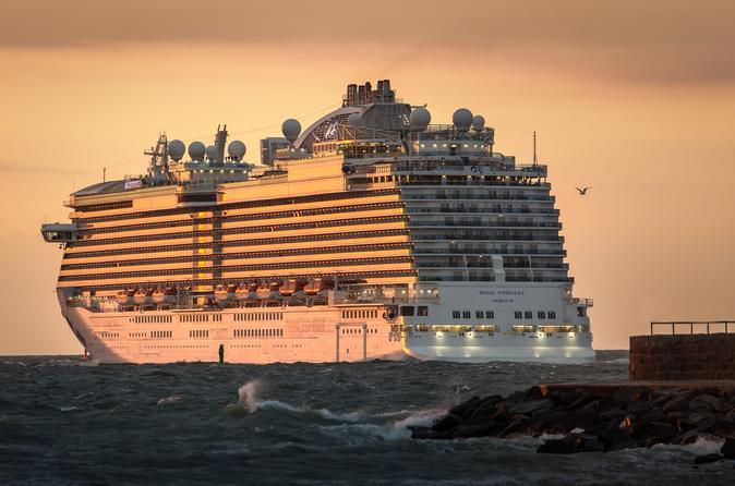 Private Transfer: Central London to Southampton Cruise Port
