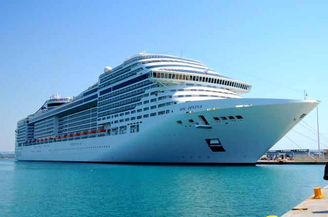 Private Transfer: Tunis Cruise Port