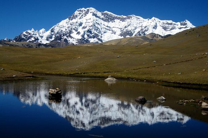 Ausangate 7-Day Trek from Cusco