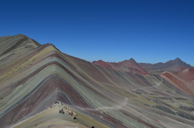Full Day Rainbow Mountain Trek - Cusco