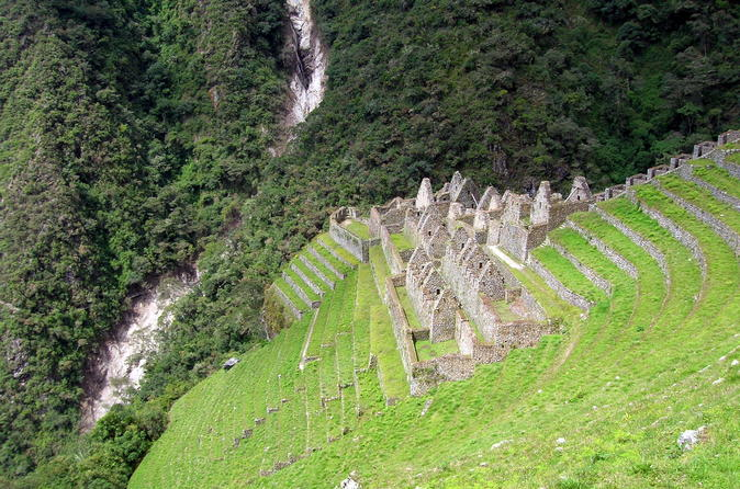 Inca Trail Short 2-Day Trek to Machu Picchu