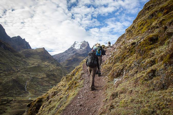 Salkantay Trek via Inca Trail 7-Day Trek to Machu Picchu