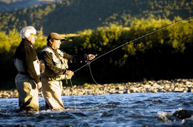 4 Days Fly Fishing Program in Estancia Arroyo Verde in Bariloche