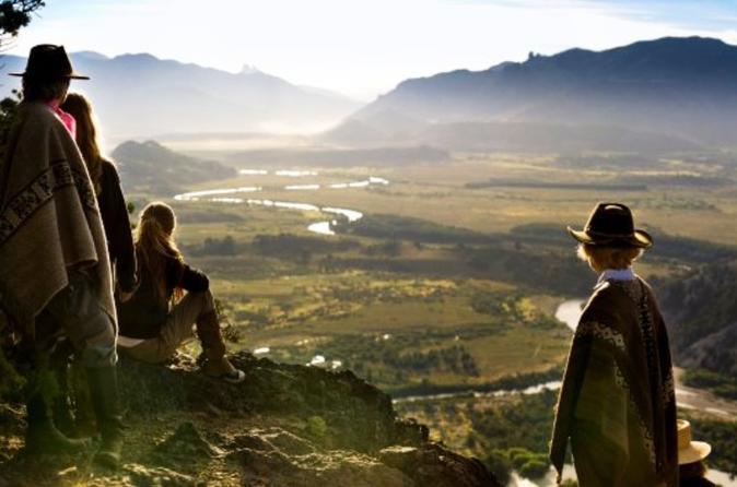 5 Days Estancia Arroyo Verde in Bariloche Including Outdoor Activities