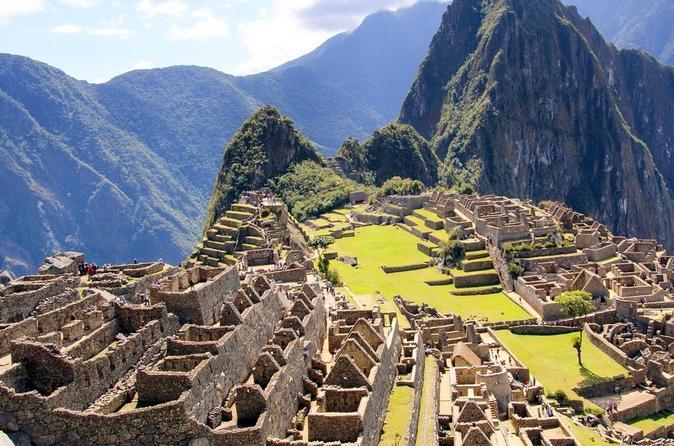 7 Days Lima Express, Cusco and Machu Picchu Tour
