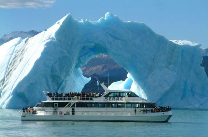Boat Trip On The Ice Rivers Of The Perito Moreno Glacier - El Calafate