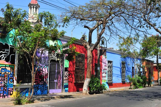 Half Day Lima City of Kings Tour Including Barranco