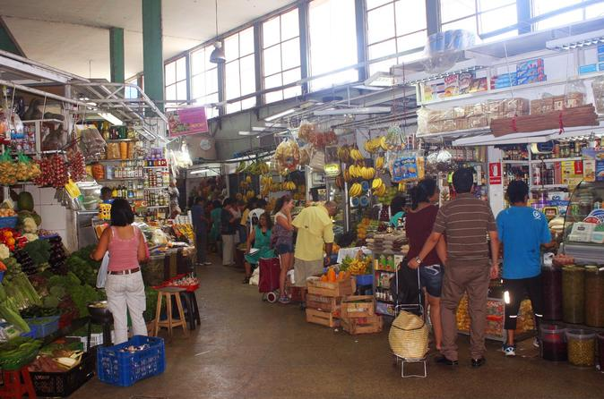 Private Half Day Market Tour and Peruvian Traditional Food Cooking Class