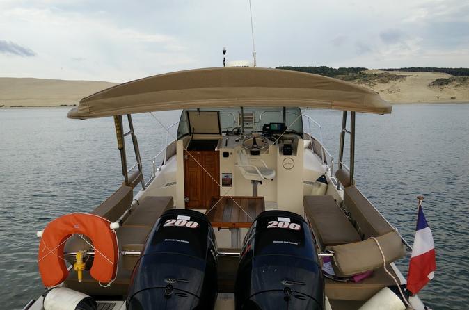 4 hours arcachon bassin cruise in arcachon 243597