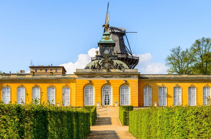 Private half day walking tour of potsdam and sanssouci in potsdam 284267