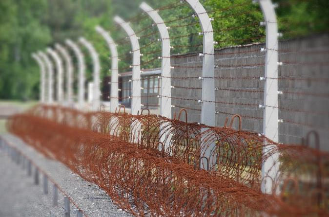 Private Half-Day Minivan Tour From Berlin To Sachsenhausen Concentration Camp