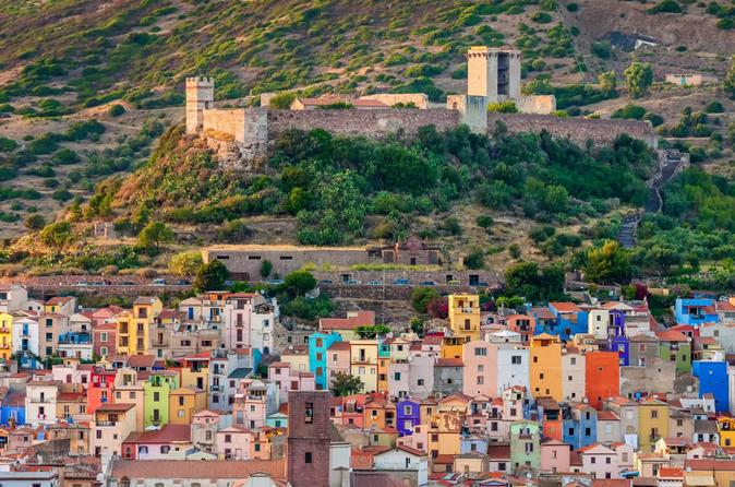 Cagliari: Amazing Bosa and Prehistoric Sardinia 2018