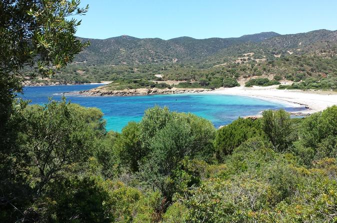 Half day tour of sardinia s hidden beaches in domus de maria 226413