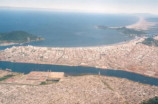 Santos: Full Day City Tour