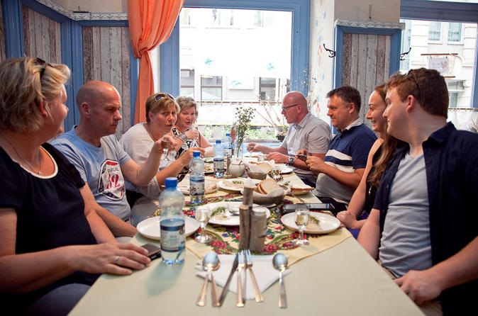 Wroclaw Vodka Tasting Tour
