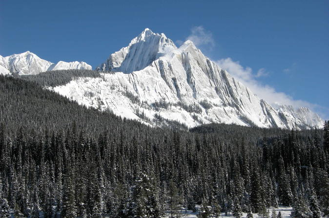 Learn to Cross Country Ski in the Canadian Rockies