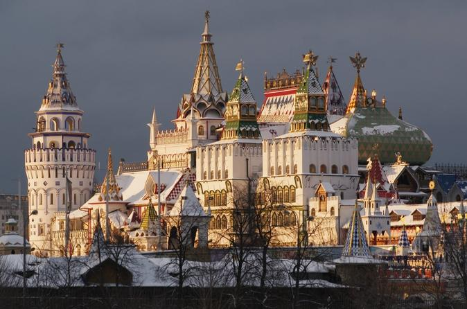 Moscow private tour izmailovo palace and vodka museum in moscow 267648