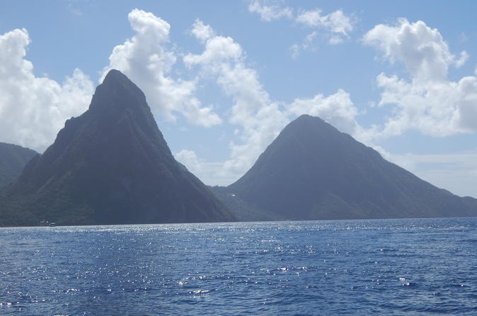 Coastal Cruise in St. Lucia, St. Lucia Tours, Travel & Activities