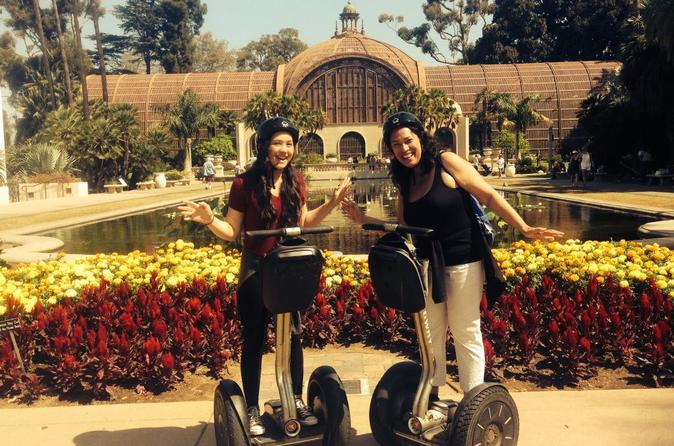 Private balboa park segway tour in san diego 249971
