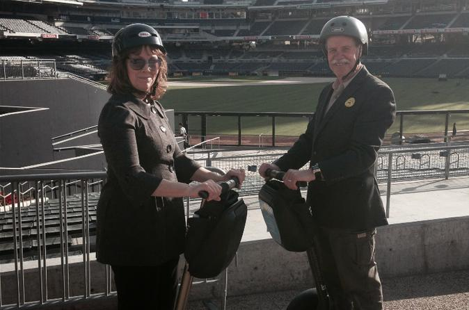 Private San Diego Short Segway Ride