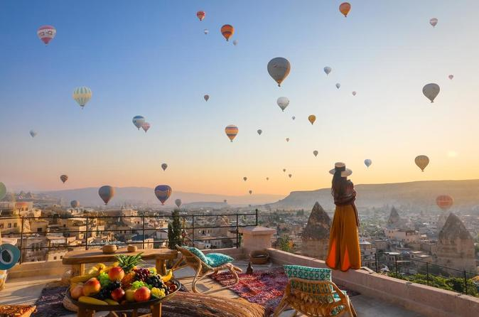 2-Day Cappadocia Tour With Mithra Cave From Istanbul