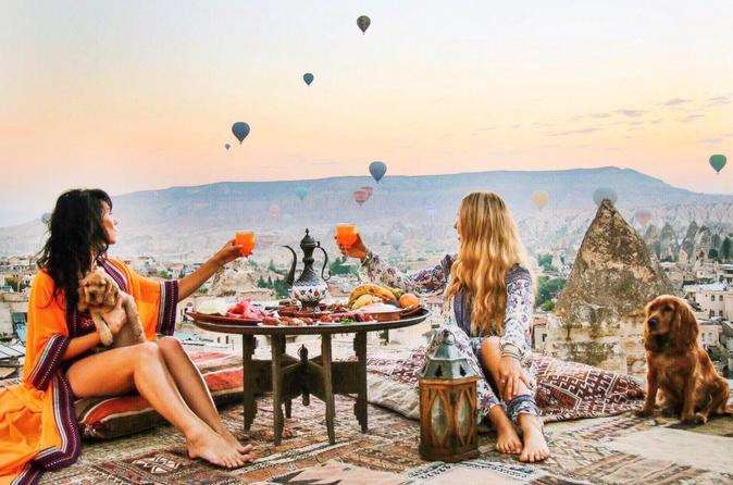 2-Day Cappadocia with Sultan Cave Suites from Istanbul