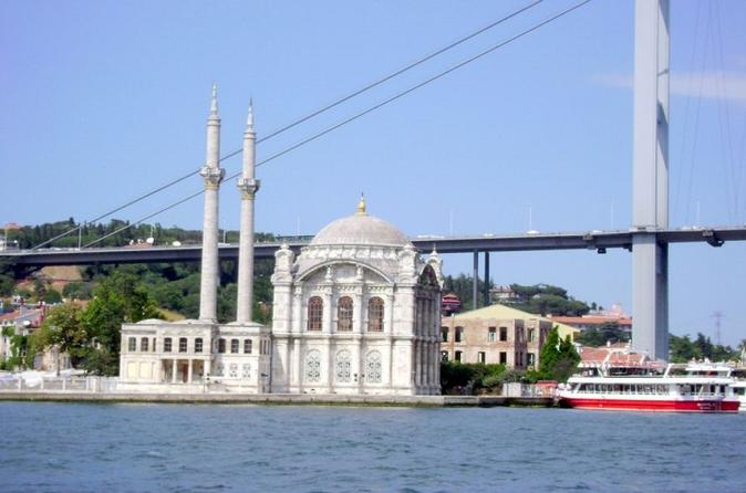 Dolmabahce Palace and Asian Side Tour Istanbul
